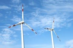 ветер башни Стоковая Фотография