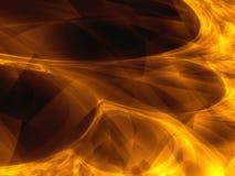 ветер золота конструкции высокотехнологичный самомоднейший Стоковое фото RF