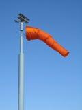 ветер инструмента измерения Стоковое Фото