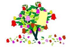 ветер роз Стоковая Фотография RF