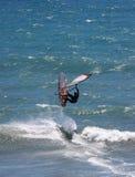 ветер серфера Стоковые Изображения