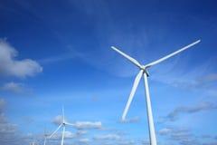 ветер силы поколения Стоковая Фотография RF