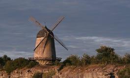 ветер стана старый Стоковые Фотографии RF