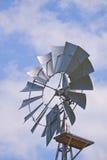 ветер стана фермы старый Стоковая Фотография RF