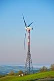 ветер турбины башни Стоковое Фото