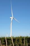 ветер турбины Таиланда Стоковая Фотография