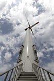 ветер турбины энергии Стоковое Изображение RF