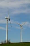 ветер турбины 2 Стоковые Изображения