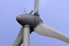 ветер турбины Стоковое Фото