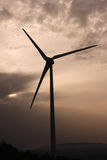 ветер турбины Стоковые Фотографии RF