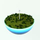 ветер турбины бесплатная иллюстрация