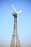 ветер турбины re энергии neawble Стоковое Изображение