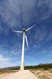 ветер турбин Испании фермы Стоковое фото RF