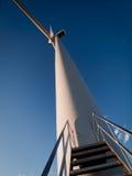 ветер турбин фермы Стоковые Изображения RF