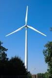 ветер турбин фермы Стоковое Изображение