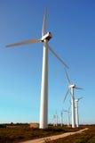 ветер турбин Стоковые Изображения RF