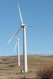 ветер турбин Стоковое Изображение RF