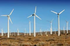 ветер турбин Стоковое фото RF