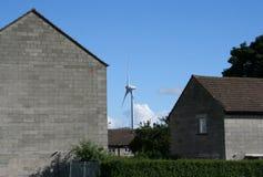 ветер фермы урбанский Стоковое фото RF