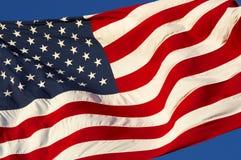 ветер флага Стоковая Фотография