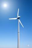 ветер энергии Стоковые Фото