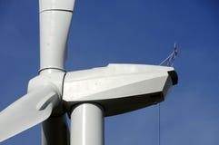 ветер энергии 3 лезвий Стоковое фото RF