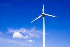 ветер 17 генераторов Стоковое Изображение