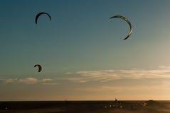 ветер 2 волн Стоковое Изображение