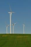 ветер 4 турбин Стоковое фото RF