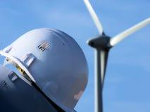 ветер mil шлема Стоковое Фото