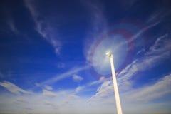 ветрено стоковая фотография