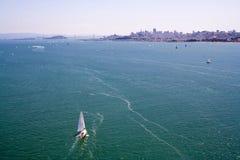 ветрила залива Стоковое Изображение