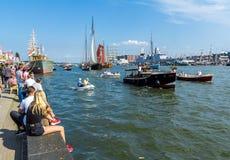 ВЕТРИЛО 2015, Амстердам Нидерланды Стоковая Фотография