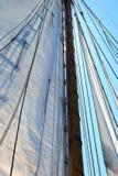 Ветрило и такелажирование Стоковая Фотография RF