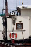 ветрило оборудования палубы стоковые фотографии rf