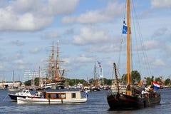 ветрило 2010 парада amsterdam Стоковые Изображения