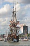 ветрило amsterdam Стоковые Фото