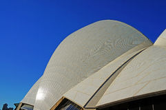 Ветрила оперного театра Сиднея Стоковая Фотография RF