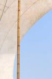 Ветрило парусника Стоковые Фотографии RF