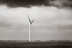 Ветровая электростанция Стоковая Фотография RF
