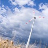 Ветрогенераторы Стоковые Изображения