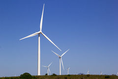 Ветротурбина Южная Африка Стоковая Фотография