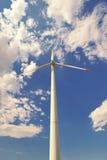 Ветротурбина Стоковое Изображение RF