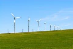 Ветротурбина Стоковое Изображение