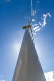 Ветротурбины в Оклахоме Стоковое Изображение RF