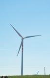 Ветротурбины силы Eco для источника возобновляющей энергии Стоковые Изображения