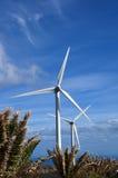 Ветротурбины Стоковое Изображение RF