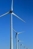 Ветротурбины Стоковая Фотография