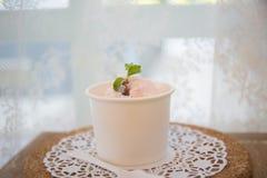 Ветроуловители мороженого стоковое фото