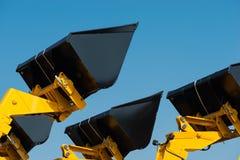 Ветроуловитель конструкции конца-вверх против неба Стоковое фото RF